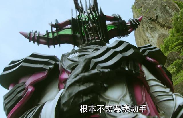 动漫-假面骑士异类帝骑设定公开 创造世界 拥有时空壁 可召唤黑暗骑士(3)