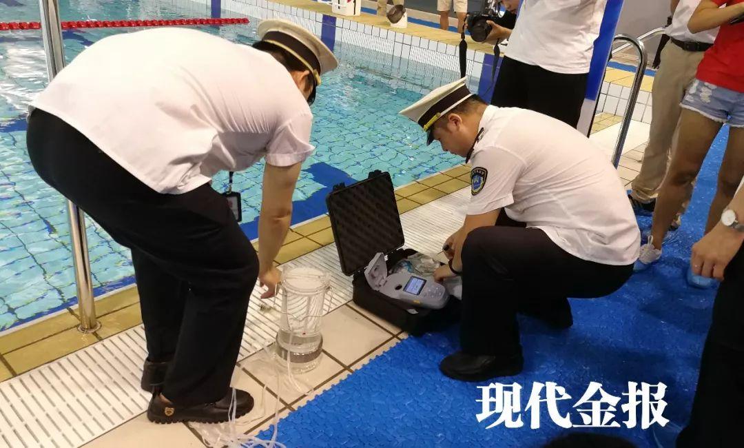 宁波这10家游泳场所水质检查不合格!有你去的吗?