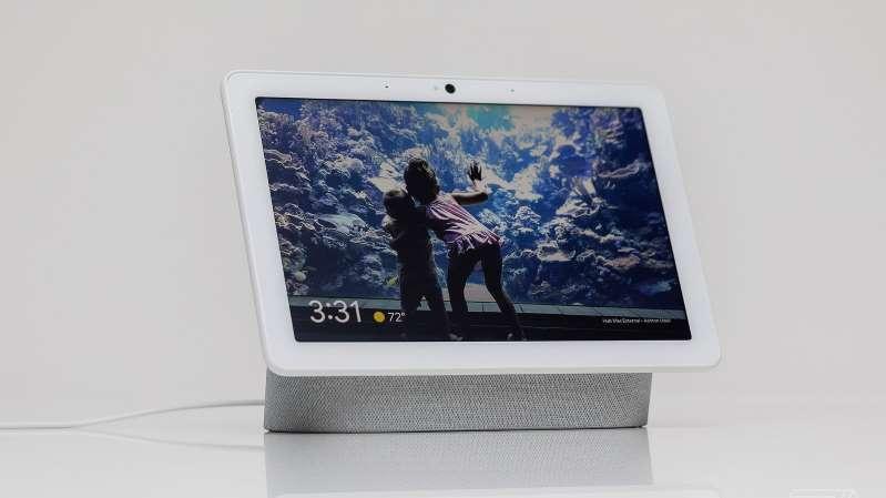 谷歌最大的智能显示器Nest Hub Max将于9月9日发布
