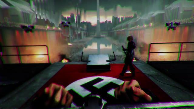 动漫-对抗纳粹无止境《德军总部:血气方刚》上市预告片发布(2)