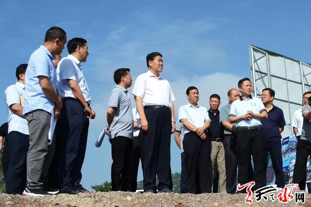 地质博物馆、华昌欢乐城项目建设最新进展......