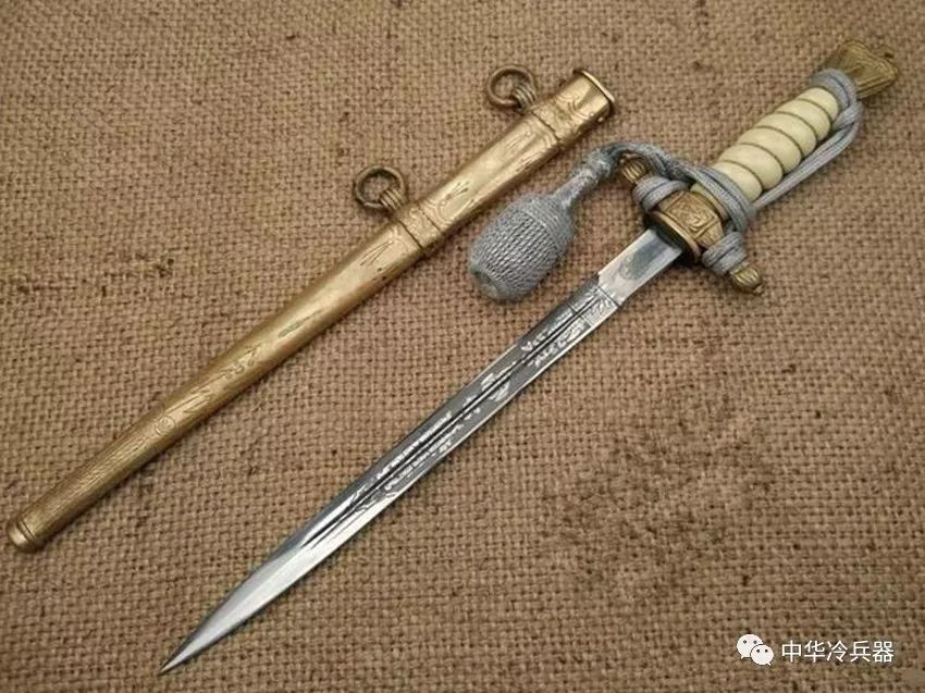 历史-鲜血与荣誉的象征——详解铁血德军不同兵种的经典佩剑(7)