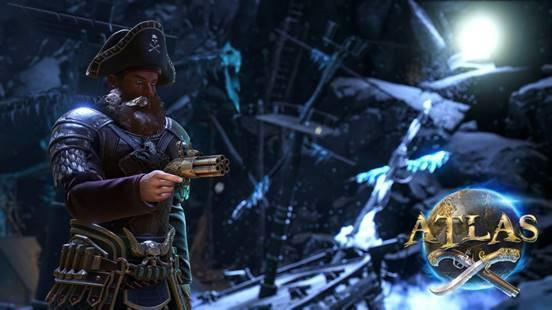 海盗之间的对决?海盗游戏《atlas》超级更新玩家将迎来强大对手