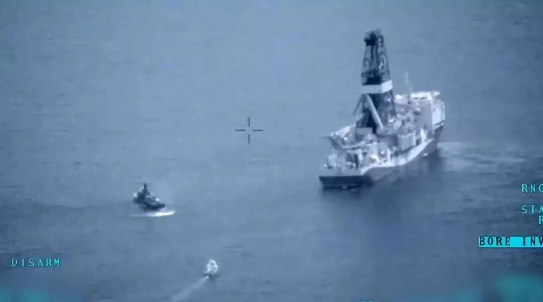 土耳其部署武装部队保障钻探海上油气正常进行