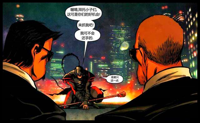 """动漫-免费yoqq漫威漫画:《上气》已改编,那这位漫威英雄""""美猴王""""你能接受吗?yoqq资源(3)"""