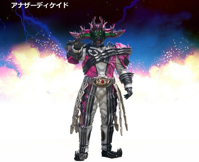 动漫-假面骑士异类帝骑设定公开 创造世界 拥有时空壁 可召唤黑暗骑士(1)