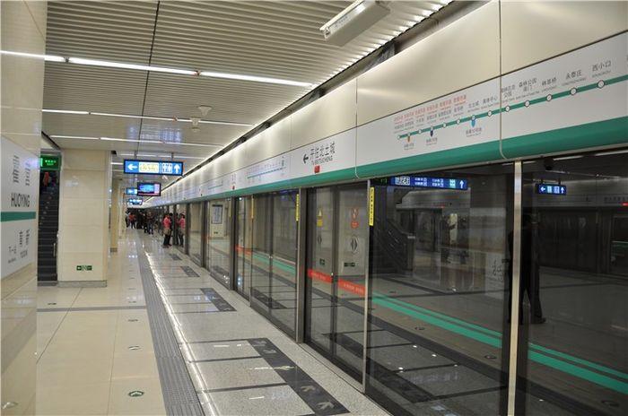 北京地铁测试人脸识别技术,今后市民有望刷脸乘地铁