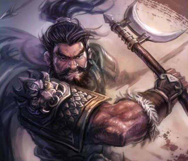 """曹操最喜欢的猛将,但曹操却为其取了个""""奸臣""""的名字,实在不解"""