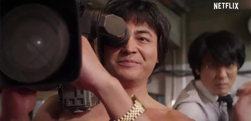 动漫-男人们会偷偷看的一部新剧,这部作品只有日本才拍得出来!(5)