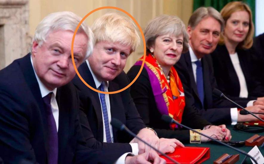 """军事-英国新首相成为第2个特朗普?只是发型一致,实际上是""""老油条""""(2)"""