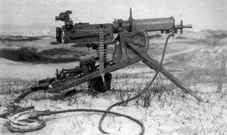 历史-抗战时两大原因致重机枪枪手阵亡率最高,其中一个毛病出在枪身上(3)