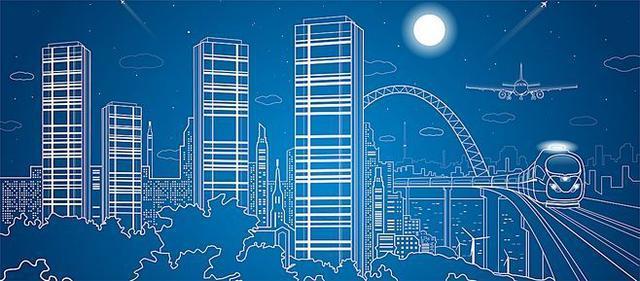 <b>用艺术建筑为城市焕新。——恒信集团</b>