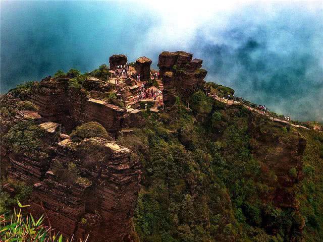 贵州隐匿深山百年的绝美秘境,却因这点不足,导致人迹罕至