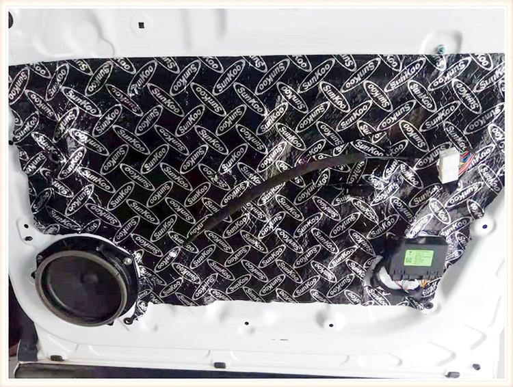 魏VV7汽车音响改装