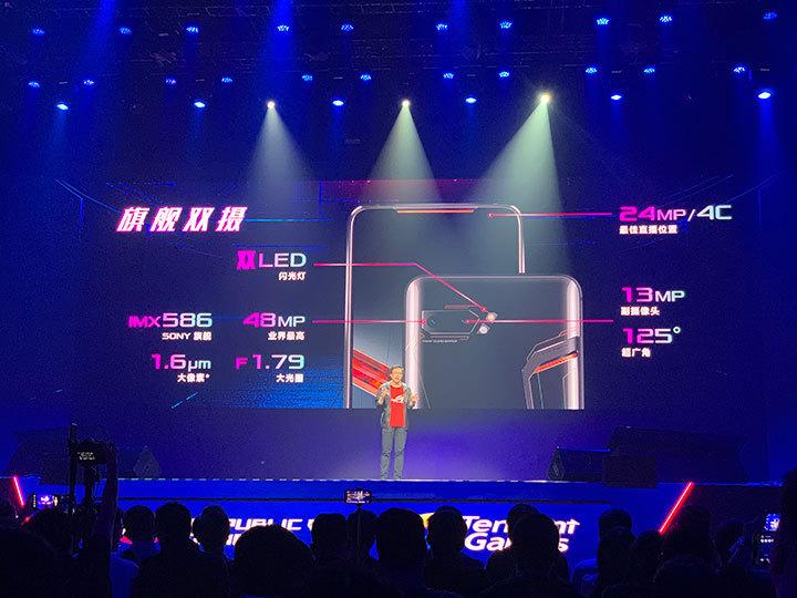 游戏综合资讯-免费yoqqROG游戏手机2发布:3499元起骁龙855 Plusyoqq资源(10)