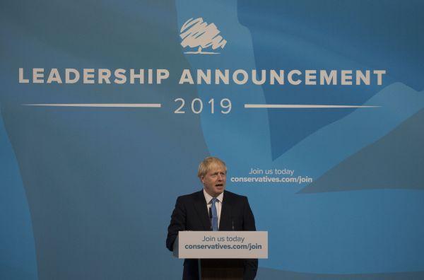 专家:约翰逊一上台就面临艰巨挑战 首相这活不好干
