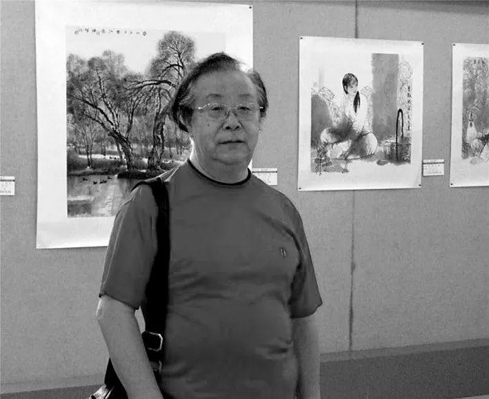 文化的背影 ——追忆美术教育家、国画家张连贵先生