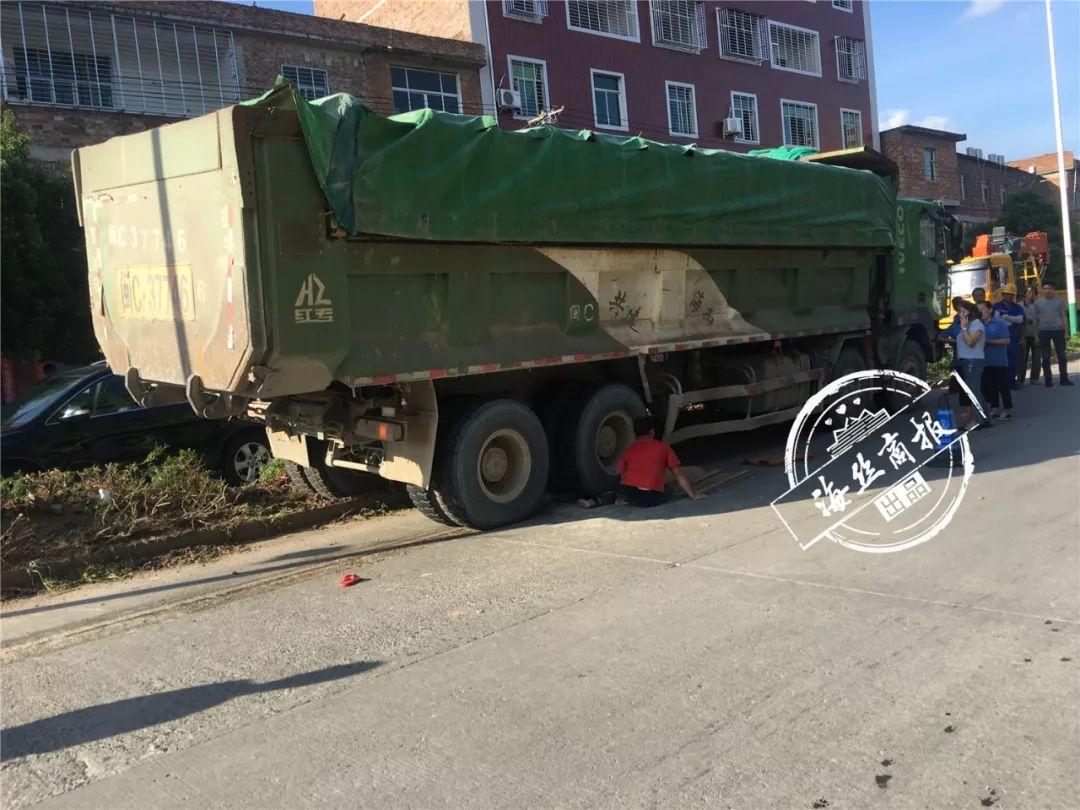 突发!南安:7岁女孩被撞身亡!离家仅20米……又是这种车!