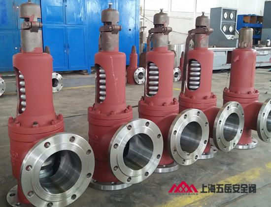 上海五岳弹簧式安全阀,坚持创新引领行业发展