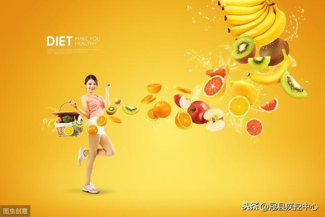 """<b>冠县疾控中心:健康中国人的50条""""国标"""",你达到几条?</b>"""