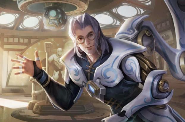 游戏综合资讯-鲁班七号的六位哥哥曝光,形象功能差异甚大,凑齐七位召唤神龙?(5)