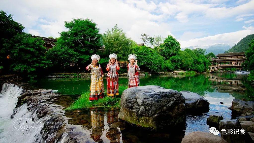 <b>黔东南|全世界最大的苗族聚居村寨,西江苗寨</b>