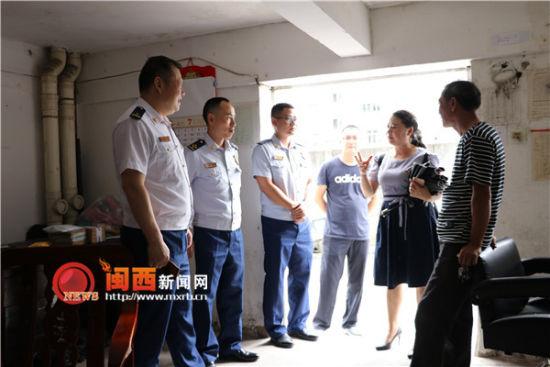 武平县消防救援大队开展重大火灾隐患曝光行动