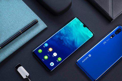 给Axon 10 Pro 5G版宣传造势!中兴高管谈5G双卡双待手机的优势