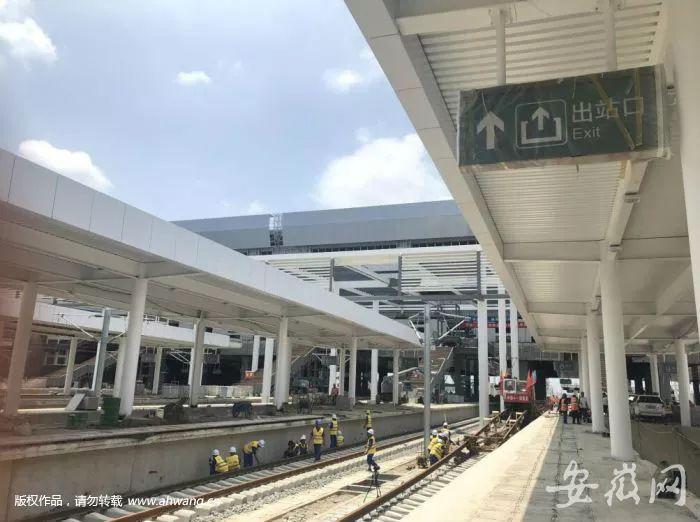 商合杭高铁新进展! 11月底具备开通运营条件