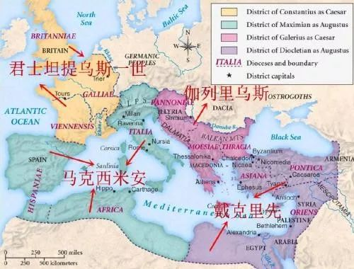历史-历史上的今天——306年7月25日,君士坦丁一世被他的军队拥立为新皇帝(1)