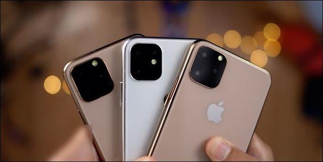 苹果iPhone 11外观基本确定,浴霸摄像模组,怎么看都像华为?