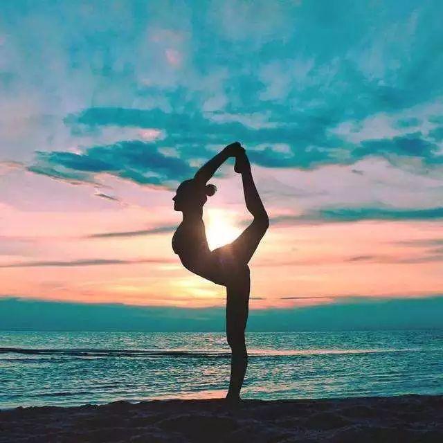 瑜伽是一生的练习!