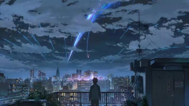 动漫-免费yoqq#日本票房#新海诚《天气之子》首日超《你的名字》yoqq资源(3)