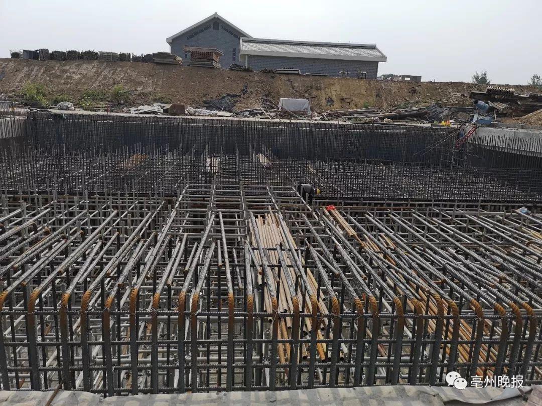 亳州汤王大道涡河隧道建啥样了?最新进展来了~