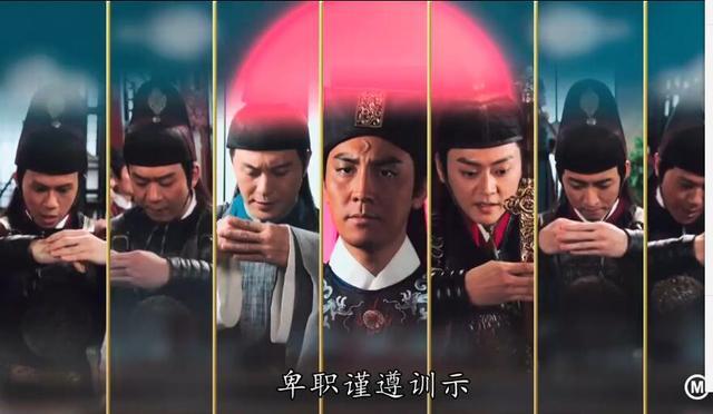 「包青天之再起风云」:春美哥完美演绎精分,盘点影视剧中的精分