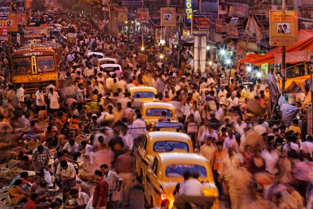 印度人口占世界的多少_印度人口密度图