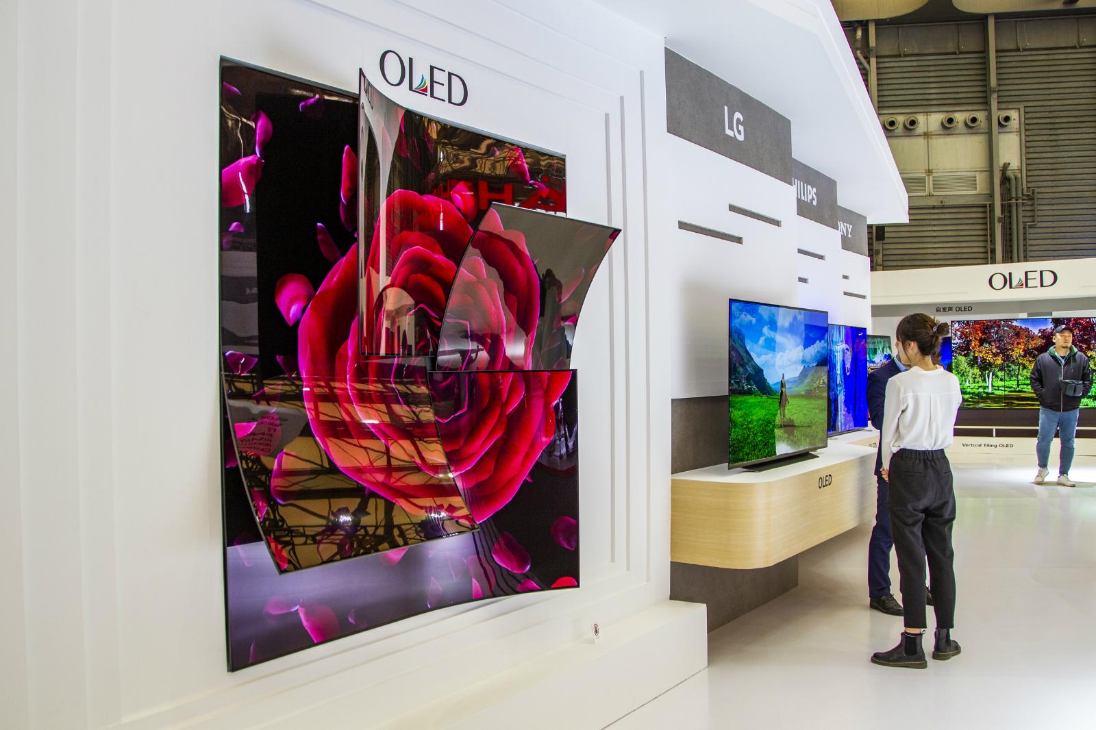 消息称LG广州OLED面板工厂8月底竣工,月产能或达6万片