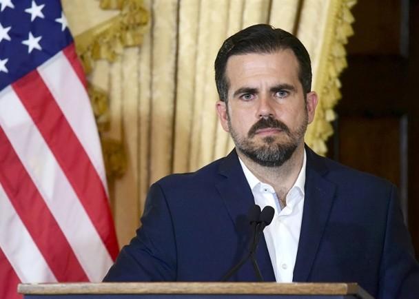 <b>继辞去党首后,丑闻缠身的美属波多黎各总督被迫宣布辞职</b>