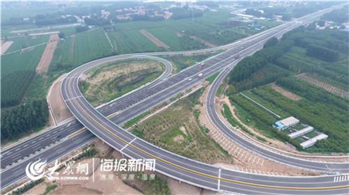<b>客货分离!济青高速北线双向八车道通行时间敲定</b>