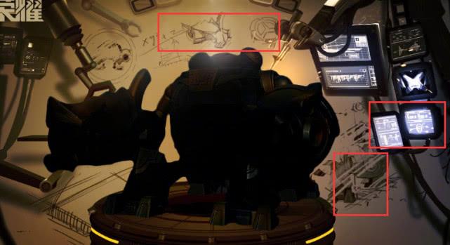 游戏综合资讯-鲁班七号的六位哥哥曝光,形象功能差异甚大,凑齐七位召唤神龙?(1)