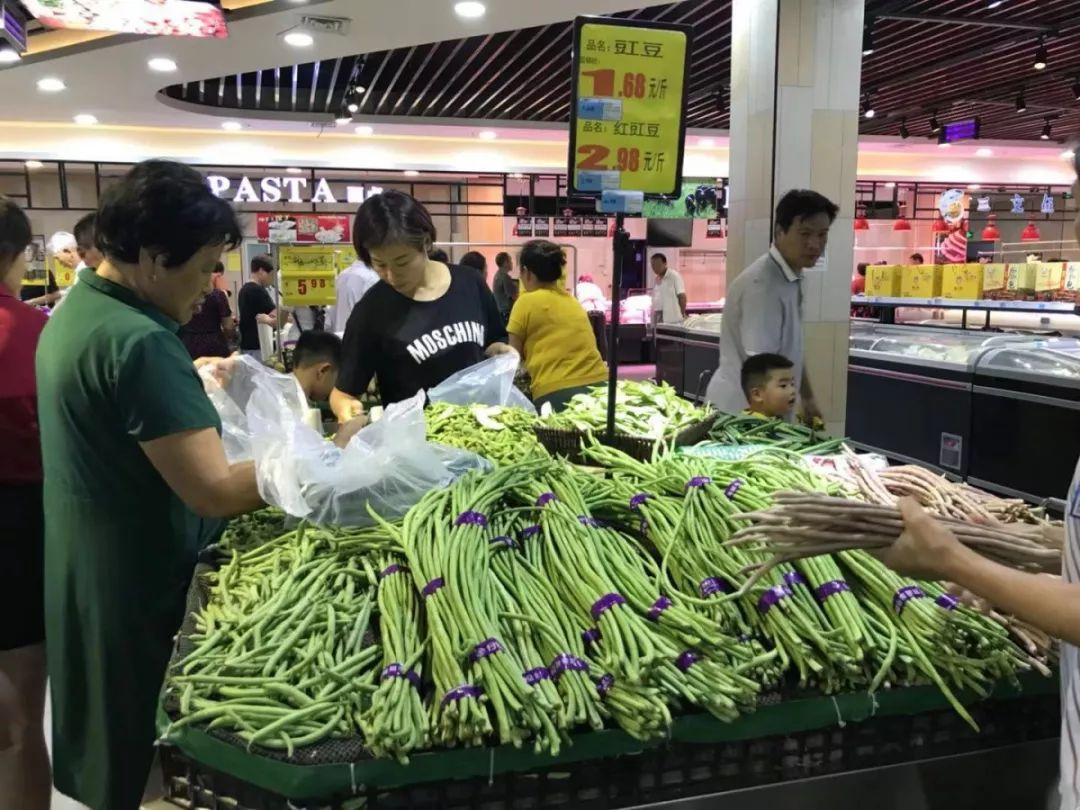 """宣城蔬菜进入""""伏缺期"""",你家还能买到1元菜么?"""