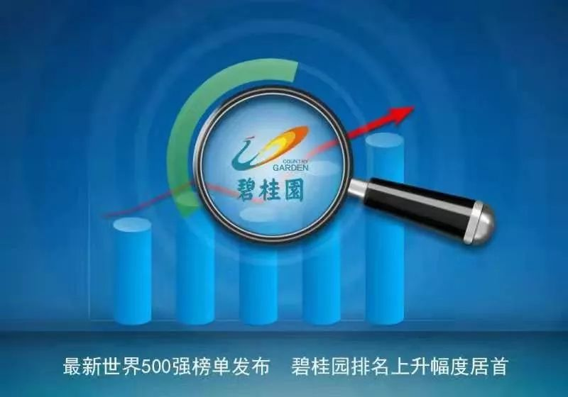 碧桂园荣登世界500强第177位,多元化战略增添创新动力