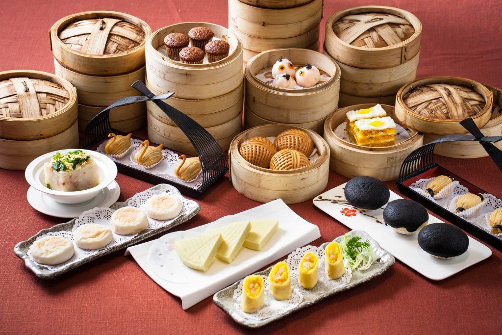 深圳丨五星酒店118元享粤式早茶任点任食