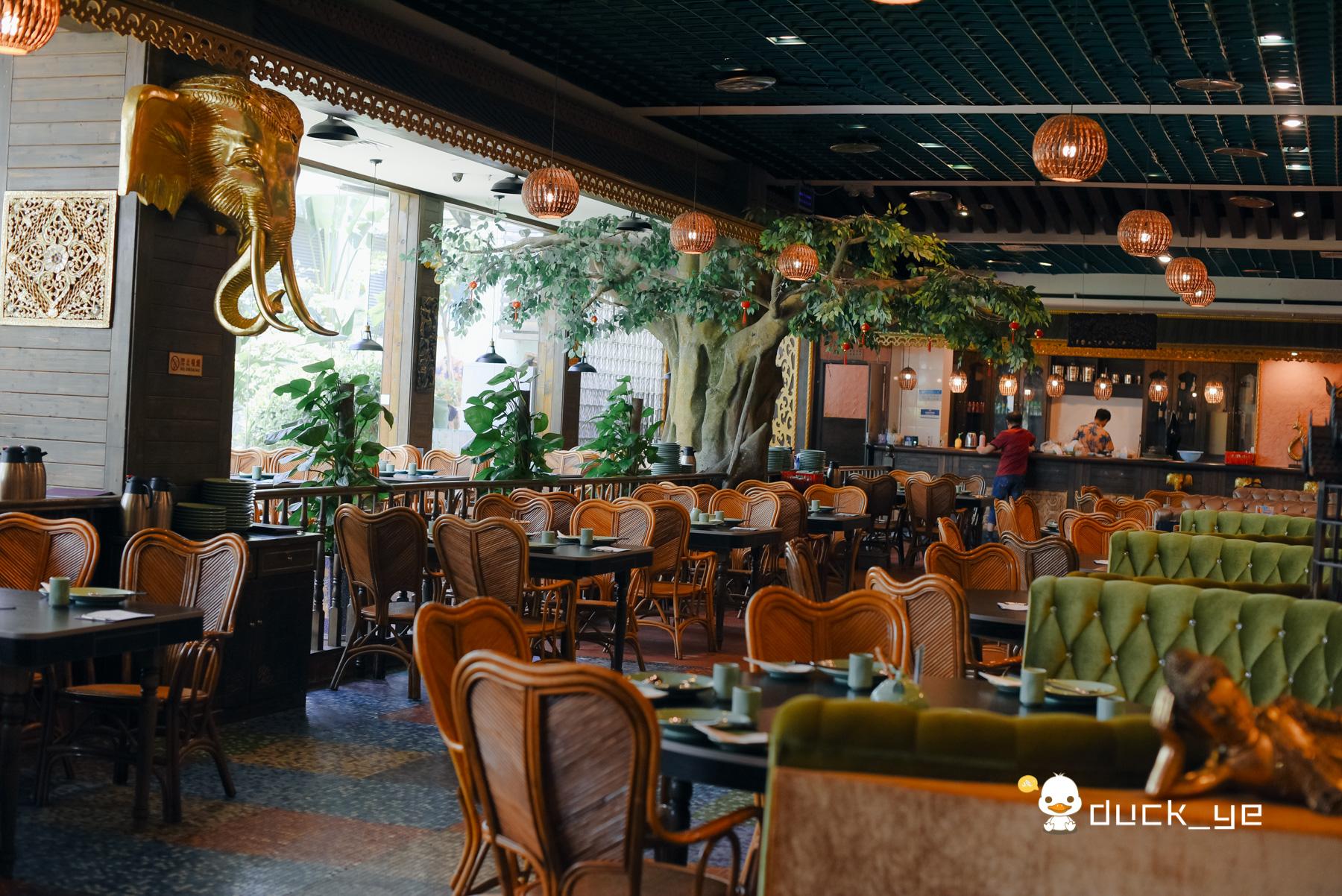 厦门最老牌的泰国菜馆,来这里吃冬阴功咖喱,米饭连吃三碗