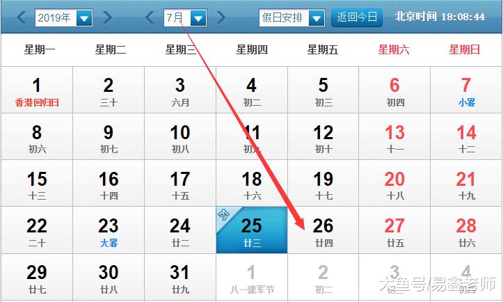7月26号生肖运势排行榜
