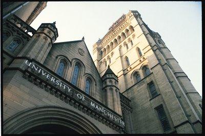艺术留学|曼彻斯特城市大学申请条件介绍