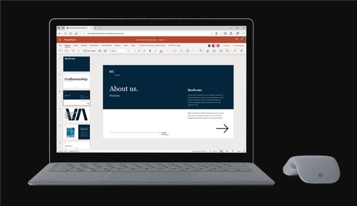 "微软操刀,""Office Online""重命名为""Office"""