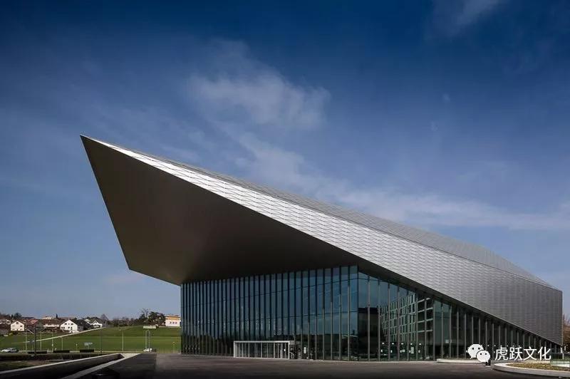 SwissTech Convention Center瑞士科技会展中心