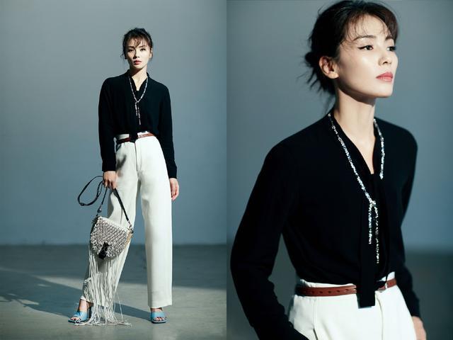 刘涛最新时尚写真令人眼前一亮,多种风格随性切换,展示独特魅力