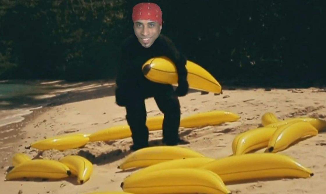 原创            爱酱游话说:香蕉会说话?我的朋友佩德罗,一场男人的血色芭蕾